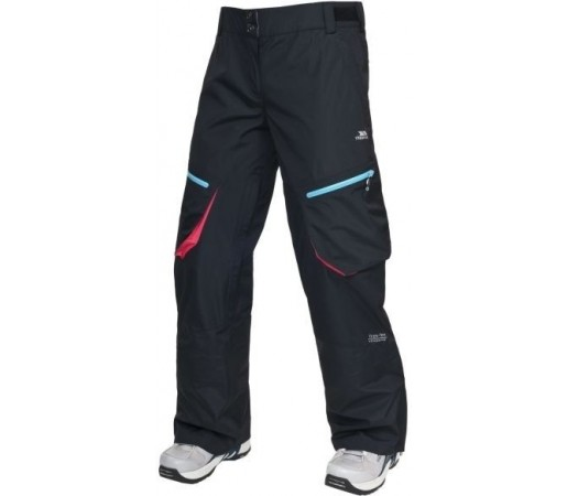 Pantaloni ski Trespass Tegan Black