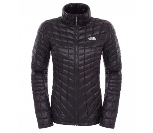 Geaca The North Face Thermoball Full Zip W Neagra