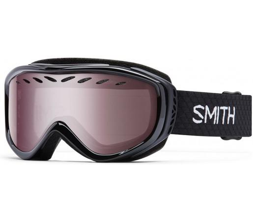 Ochelari Schi si Snowboard Smith Transit Pro Negri