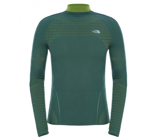 Bluza The North Face M Fuyu Kanagata L/S Verde