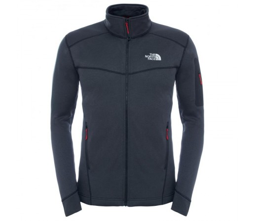 Polar The North Face M Hadoken Full Zip Negru