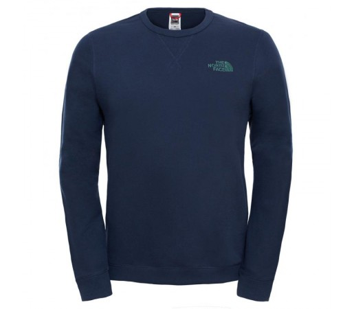 Bluza The North Face M Street Fleece Albastra