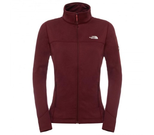 Bluza The North Face W Kyoshi Full Zip Rosie