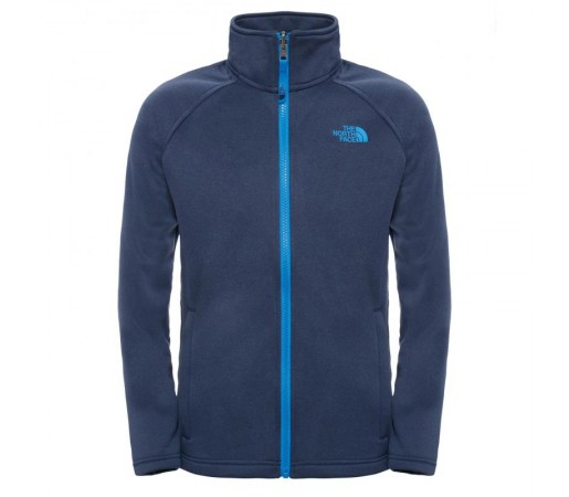 Polar The North Face Y Canyonlands Full Zip Albastru