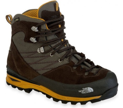 Incaltaminte The North Face M Verbera Lightpacker GTX Maro