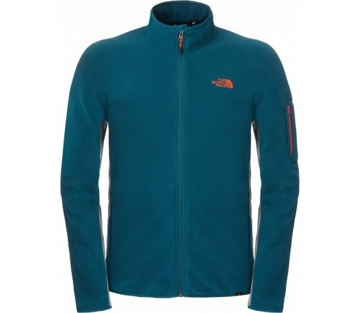 Polar The North Face M 100 Aurora Albastru