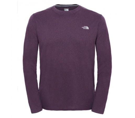 Bluza The North Face M Reaxion Amp L/S Crew Mov