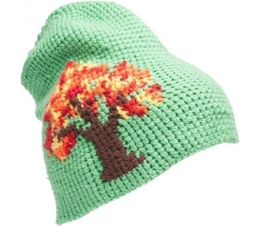 Caciula Kask Trad (Crochet Handmade) Green 2013