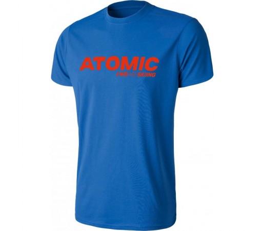 Tricou Atomic M Alps Albastru