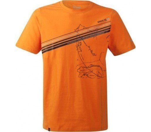 Tricou Bergans Explorer Orange