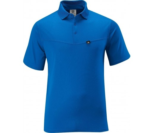 Tricou Salomon My Polo M Blue 2013