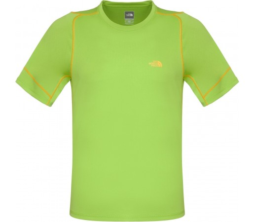 Tricou tehnic The North Face  Lugo Tee Green