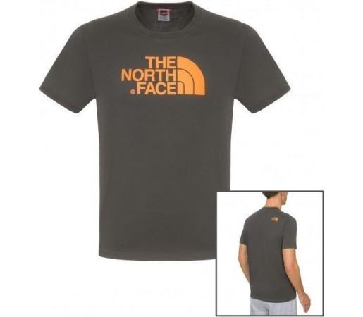 Tricou The North Face Easy Asphalt Grey