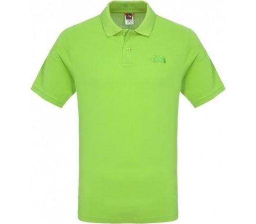 Tricou The North Face Polo Piquet Green