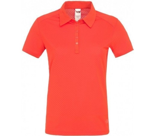 Tricou The North Face W Deva Polo Red