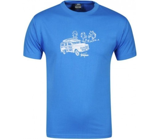 Tricou Trespass Newark Blue