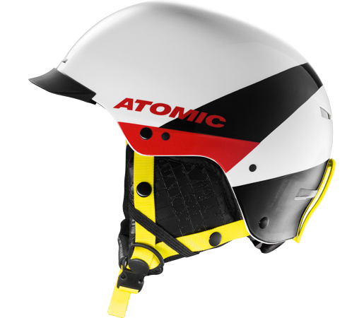 Casca schi si snowboard Atomic Troop SL White