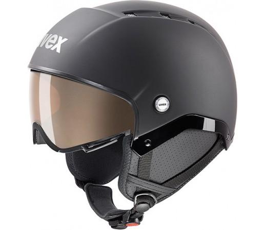 Casca Schi si Snowboard Uvex Aosta Vario Neagra