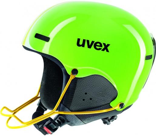 Casca Schi si Snowboard Uvex Hlmt 5 Junior Race Verde