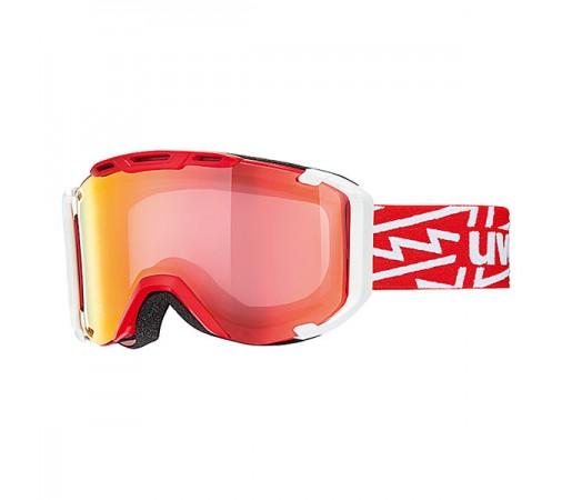 Ochelari ski Uvex DOWNHILL 2000 VARIO Rosii