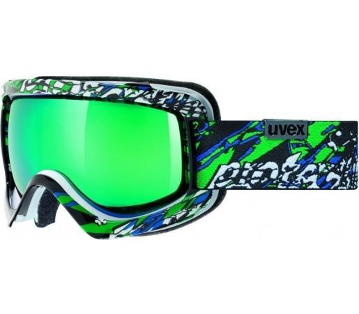 Ochelari Ski si Snowboard Uvex Sioux CF Verde