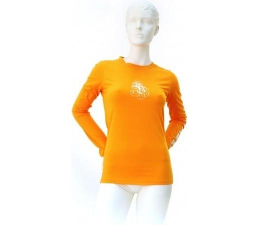 Bluza Volkl Silver Double V-Long Orange