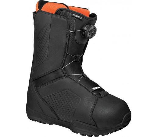 Boots Flow Vega Coiler BOA Black