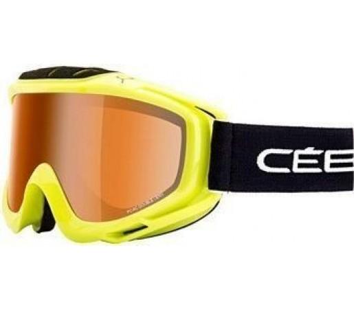 Ochelari Schi si Snowboard Cebe Verdict Lime