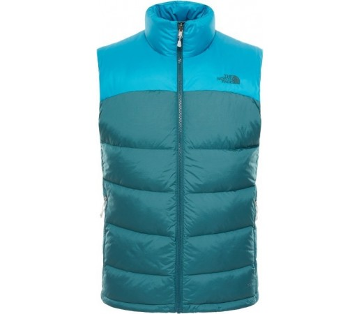 Vesta The North Face M Nuptse 2 Verde/Albastra