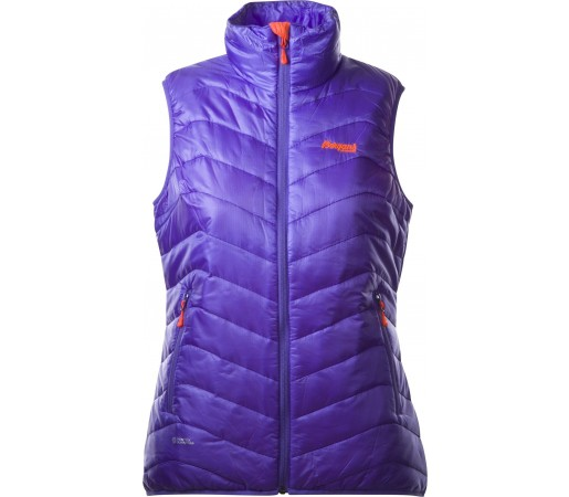Vesta Bergans Valdres Lt Insulated Lady Mov