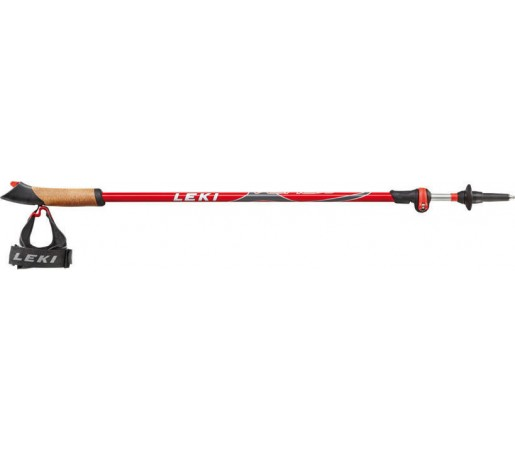 Bete Nordic Walking Leki Walker XS Red