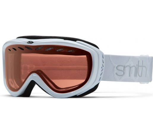 Ochelari Schi si Snowboard Smith TRANSIT PRO White/ RC 36 Rose Copper