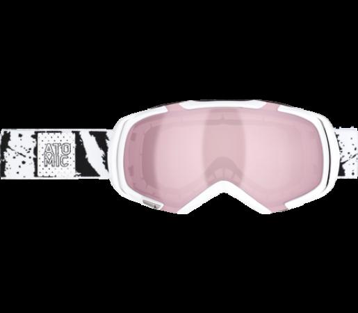 Ochelari Atomic REVEL² S White/Amber MS OS