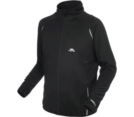 Midlayer Trespass Whiten Black