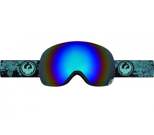 Ochelari schi si snowboard Dragon X1 Mason Blue / Flash Blue Polarized