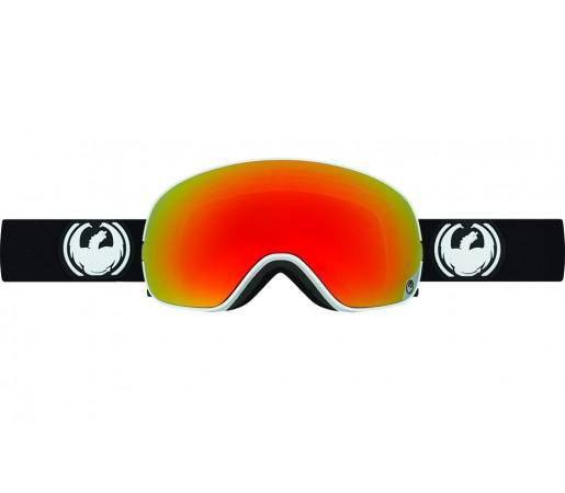 Ochelari schi si snowboard Dragon X2S Inverse / Red Ion + Yellow Blue Ion