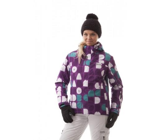 Geaca Schi si Snowboard Nordblanc Winter Zany Violet