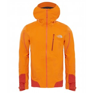 Geaca The North Face Shinpuru GTX M Portocaliu