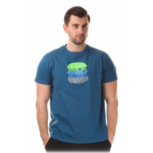 Tricou Nordblanc Burger Supersoft Cotton M Albastru
