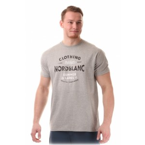 Tricou Nordblanc Origin Supersoft Cotton M Gri Inchis