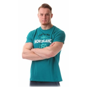 Tricou Nordblanc Origin Supersoft Cotton M Verde