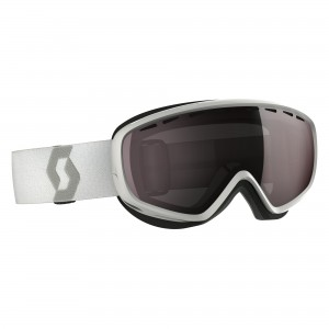 Scott Ochelari schi si snowboard Scott Dana Albi / Amplifier Silver Chrome