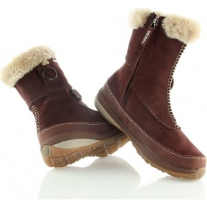 Incaltaminte Tecnica Patchwork Mid TCY WS Brown