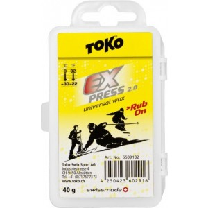 Ceara Toko Express Rub On 40g