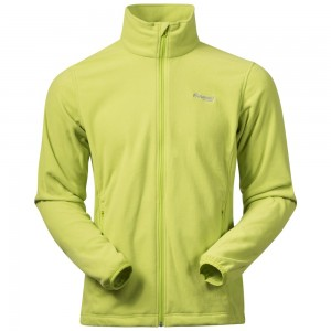 Polar Bergans Park City M Lime
