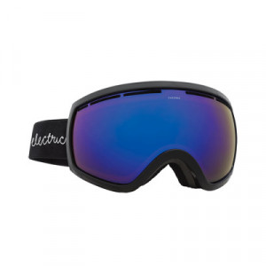 Ochelari schi si snowboard Electric EG2.5 Matte Black Brose/ Blue Chrome + Light Green W