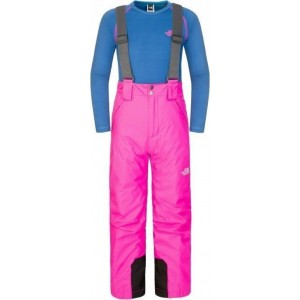 Pantaloni The North Face Youth Snow Quest Pink