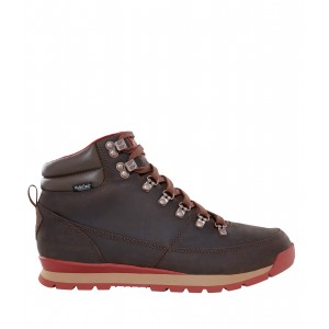 Incaltaminte The North Face Back To Berkeley Redux Leather M Maro / Rosu