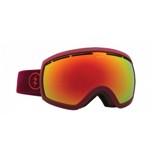 Ochelari schi si snowboard Electric EG2.5 Oxblood Brose/ Blue Chrome + Light Green W