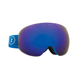 Ochelari schi si snowboard Electric EG3 Royal Blue Brose/ Blue Chrome + Light Green